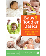 Baby & Toddler Basics Book Cover